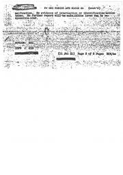 Сообщение разведки ВВС США, 1951 год, стр. 2