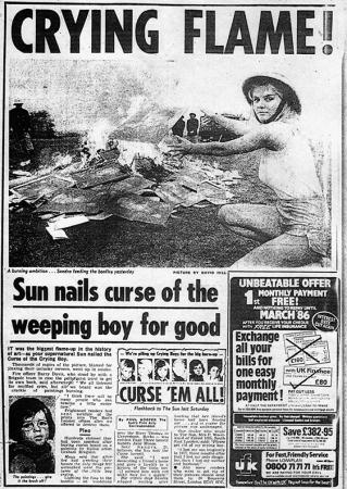 """Номер газеты \""""The Sun\"""""""