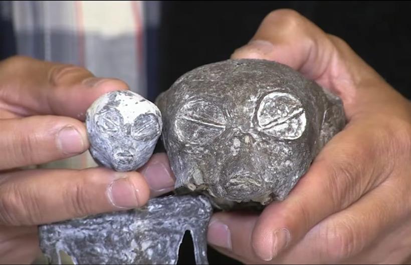 Мумифицированные останки пришельцев найдены в Перу в 2016 году