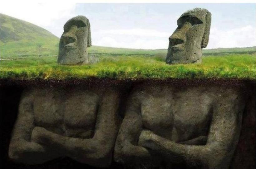 Пасифида - исчезнувшая цивилизация