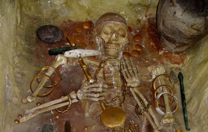 Тайна самого древнего золота мира: погребение V-го тысячелетия до нашей эры