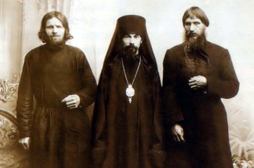 Святитель Феофан Полтавский, старец Макарий и Григорий Распутин