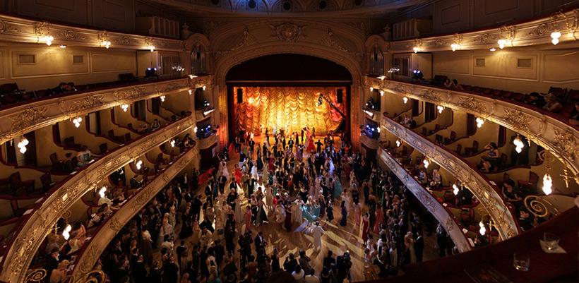 Мистика в Оперном театре