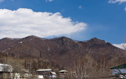 Высота 611 — место падения НЛО возле Дальнегорска