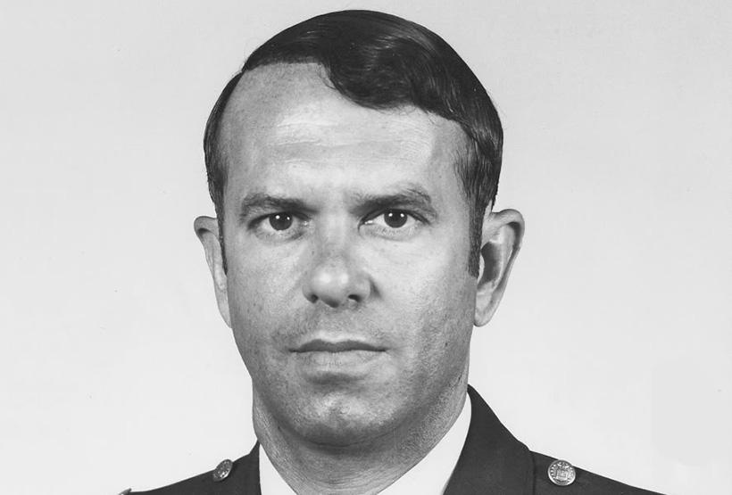 Подполковник ВВС США Чарльз Хальт (USAF Lt. Col. Charles Halt)