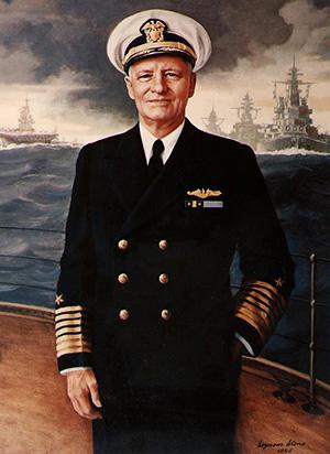 Chester Nimitz