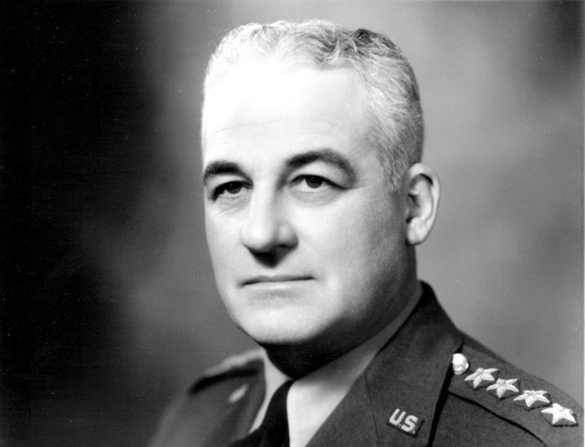 Генерал Натан Туайнинг (Nathan Twining)
