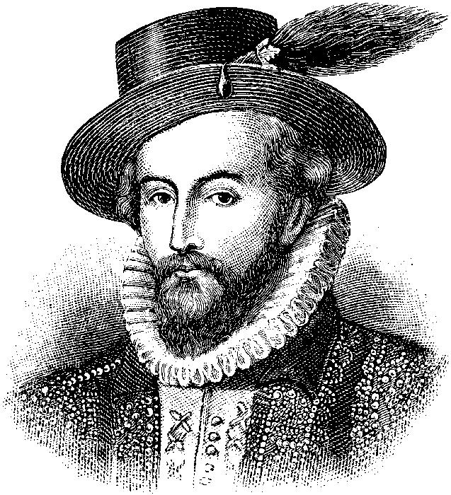 Уолтер Рейли (Walter Raleigh)