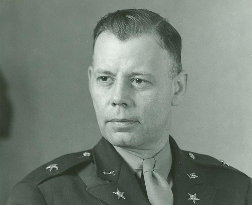 Директор ЦРУ генерал Уолтер Беделл Смит (Walter Bedell Smith)