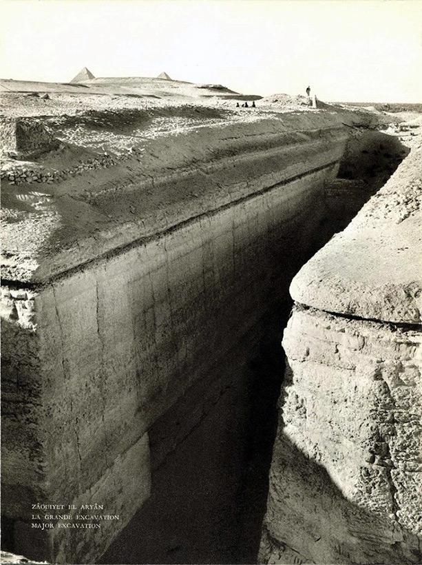 Закрытый египетский город Завиет-эль-Эриан