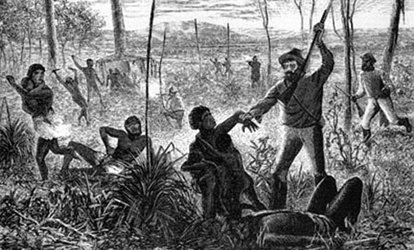 Колонизация Тасмании
