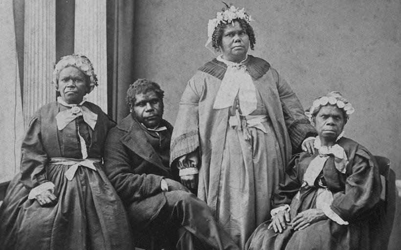 Последние коренные жители Тасмании