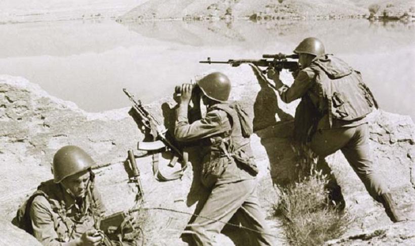 Афганская аномальная зона