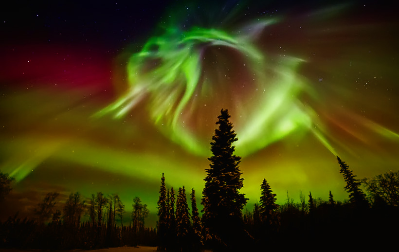 Загадочное исчезновение людей на Аляске