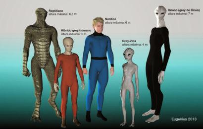 Инопланетное присутствие на Земле, часть 2