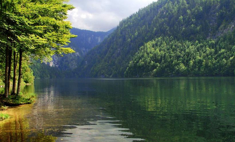 Озеро Топлитц