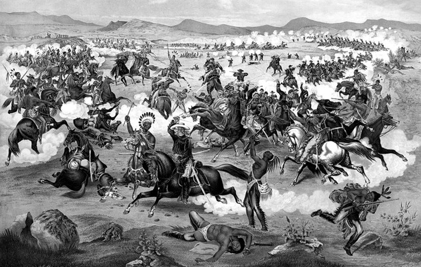Битва при Литтл-Бигхорн