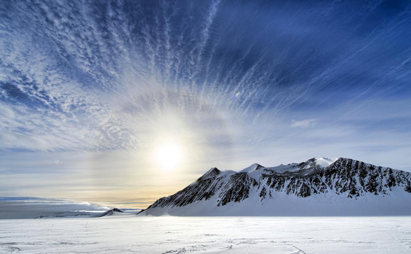 Монстры Антарктиды