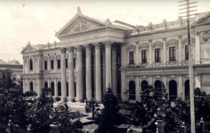 География глобального мира на примере «античной» архитектуры — видео