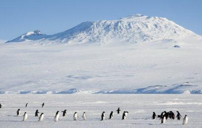 NASA ищет в антарктическом вулкане портал в другой мир