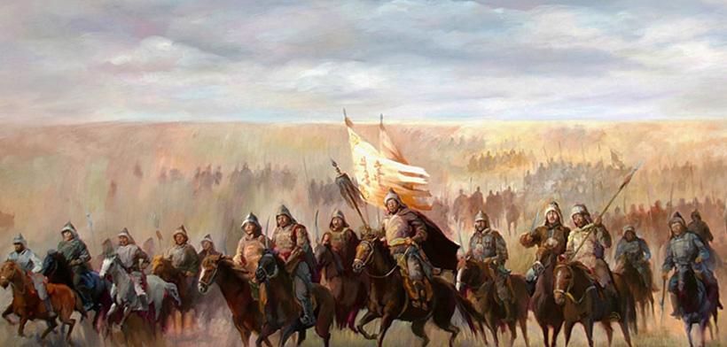 Войско Чингисхана
