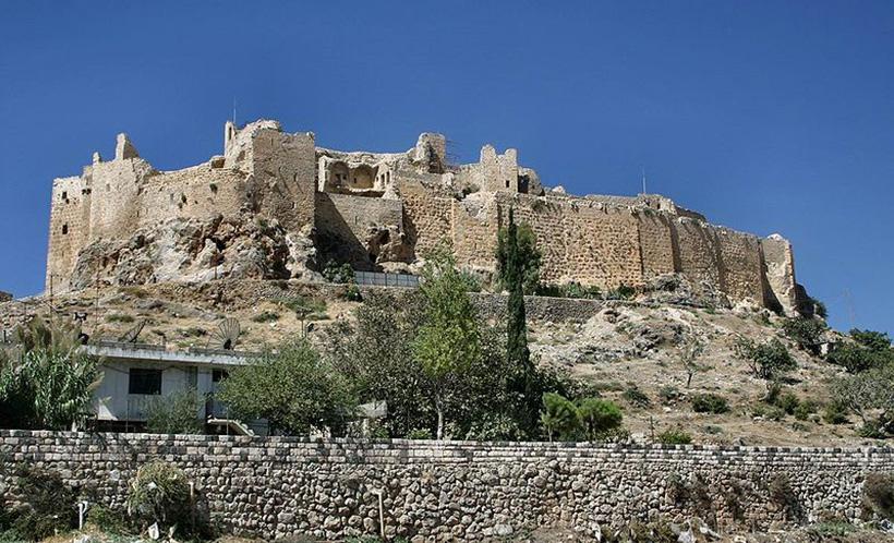 Крепость Масиаф