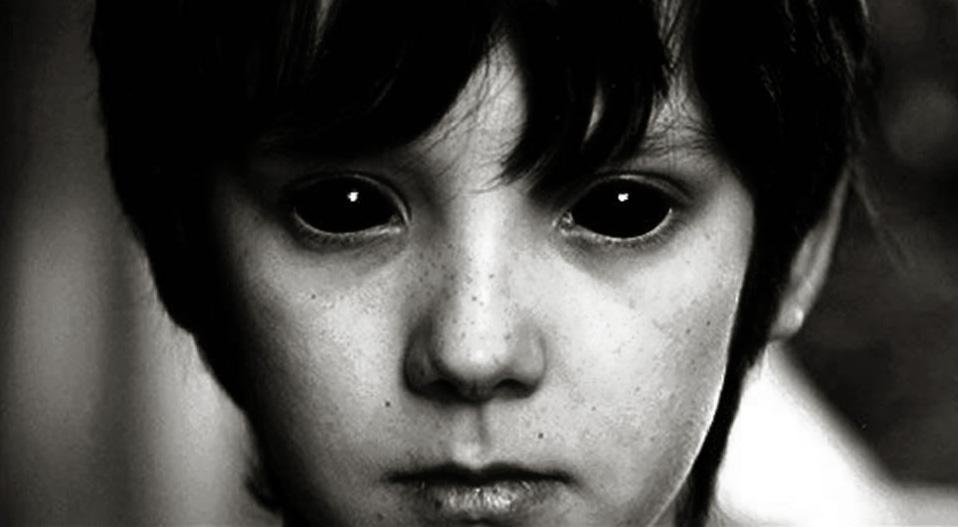 Дети с чёрными глазами