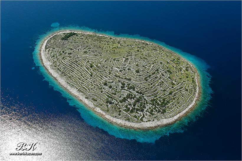 Остров Бальенак (Bavljenac)