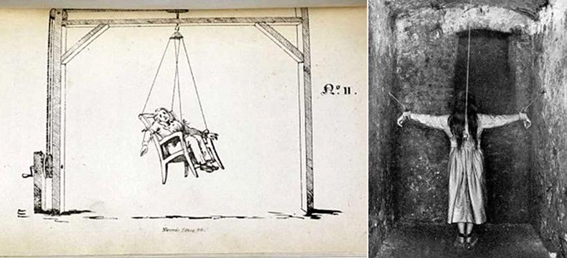 Пытки в Бедламе