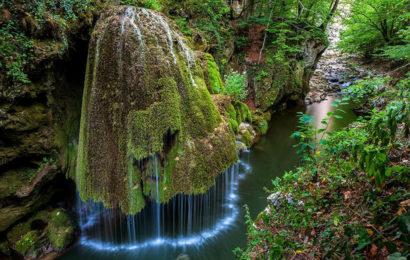 Чудо ущелья Минис — водопад Бигар