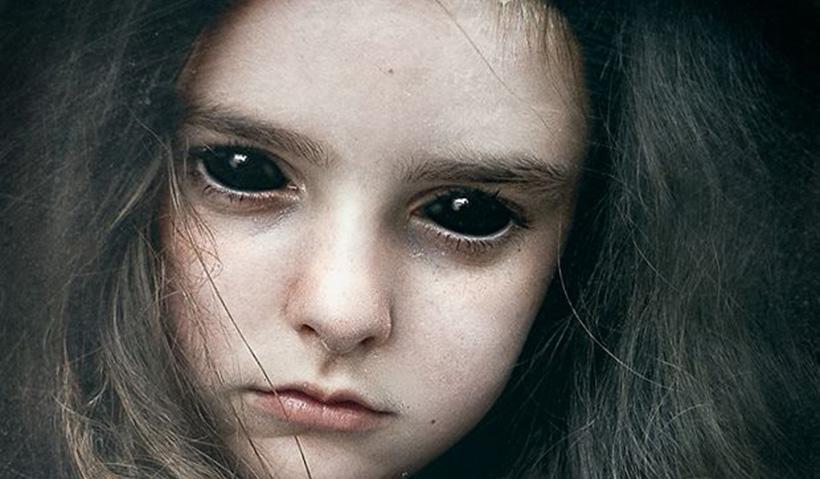 Люди с чёрными глазами