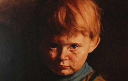 Загадка «Плачущего мальчика»