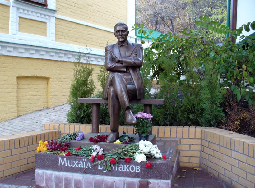 Дом Булгакова на Андреевском спуске в Киеве