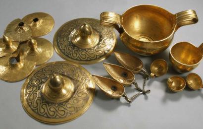 Вылчетринский клад — золото Фракии