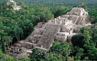 Калакмуль — древний город майя