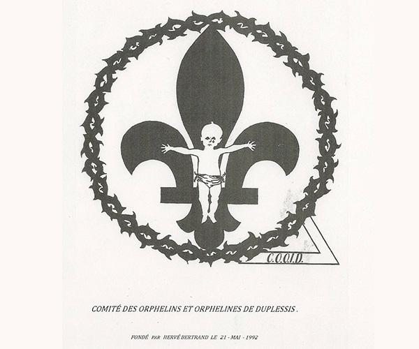 Эмблема сирот Дюплесси