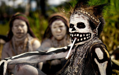Каннибализм в истории человечества