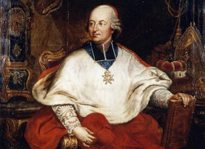 Кардинал Луи де Роган