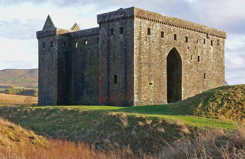 Замок Эрмитаж
