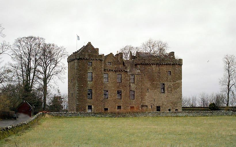 Замок Хантингтауэр