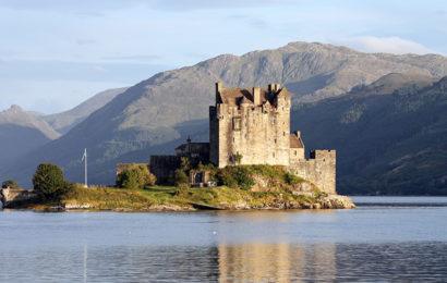 Самые известные шотландские замки с привидениями