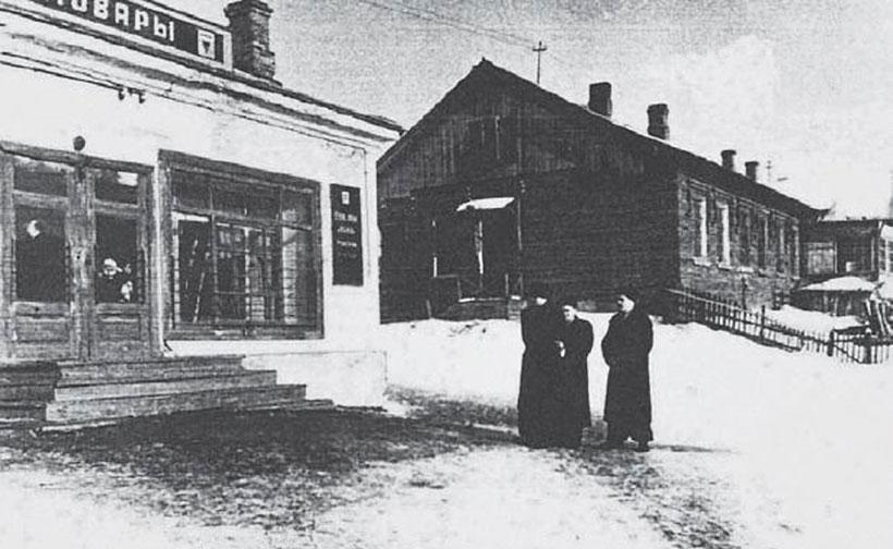 На следственном эксперименте в Рублево