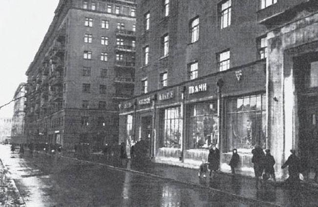Магазин на Кутузовской слободе