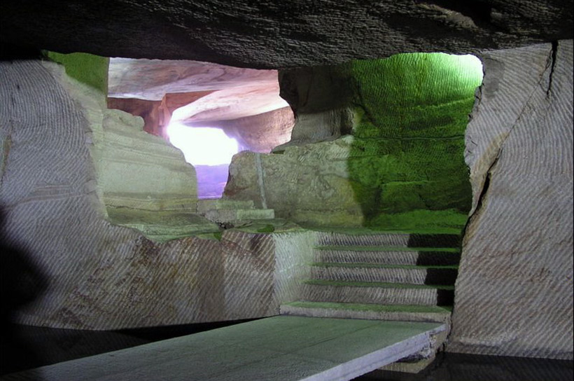 Пещеры Хуашань