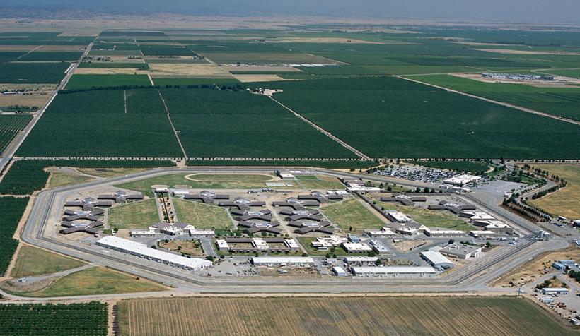 Центральная женская тюрьма Калифорнии