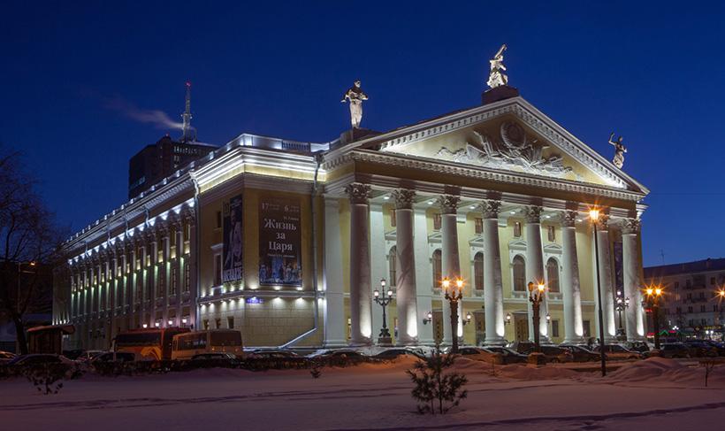 Привидения Челябинска