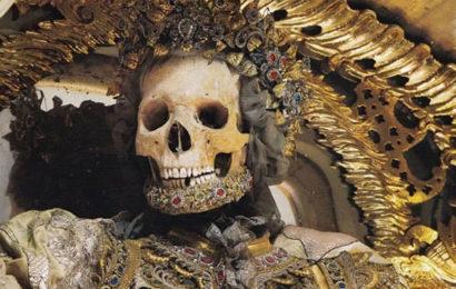 Культ черепа в истории человечества
