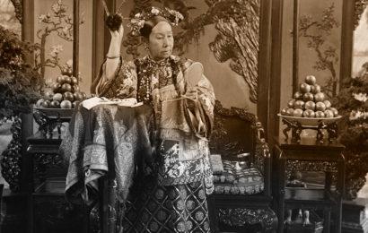 Безжалостная императрица Цыси