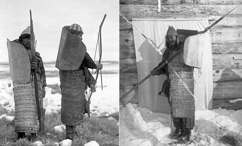 Чукчи — суровые воины Севера
