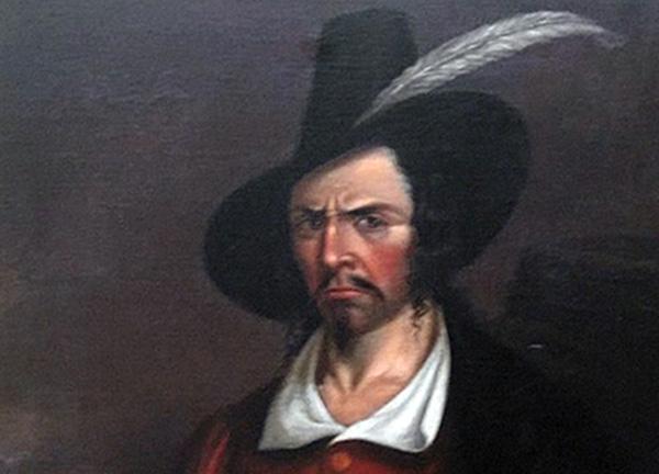 Предполагаемый портрет Томаса Джефферсона Бейла